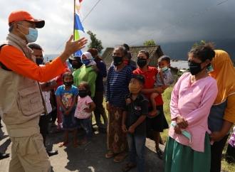 Ganjar Harap Program Desa Saudara Jadi Percontohan
