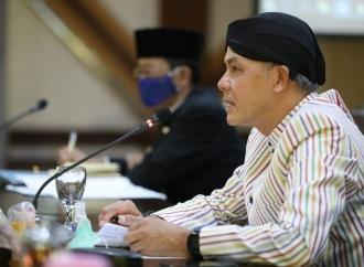 Ganjar Siap Mediasi Polemik Kemilikan Aset di Magelang
