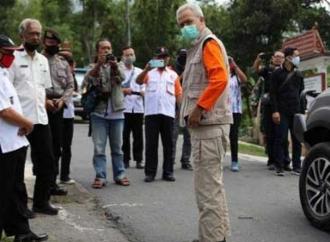 Ganjar Pastikan Pembangunan Jalan Tol Solo-Yogya November