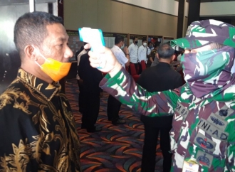 Ketua DPRD Sesalkan Pelayanan Satgas COVID-19 Malut