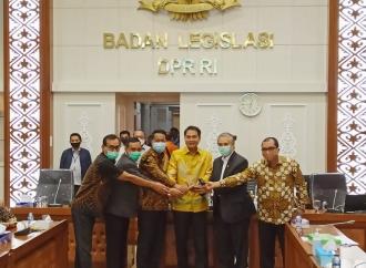 Sah, M Nurdin Jadi Wakil Ketua Baleg DPR