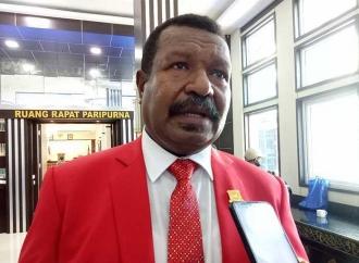 Dampak Pandemi, Edo Minta Pemprov Papua Cari Solusi