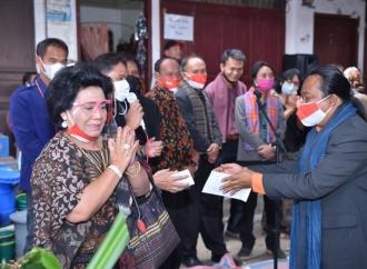 Maju Pilkada Toba, Jojor Tambunan Siap Hibahkan Tanah & Ruko