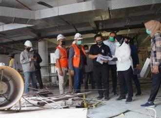 Risma Beri Banyak PR Pembangunan Alun-alun Balai Kota