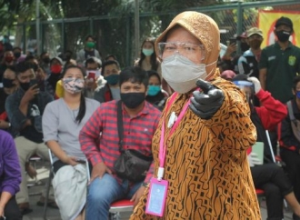 Risma Puji Chandra Sosok yang Berdedikasi Tinggi