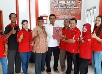Pilkada Bateng, DPP Restui Duet Didit Srigusjaya & H Korari