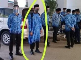PNS Berbaju Gamis, Budiman: Segitunya Menolak Jadi Indonesia