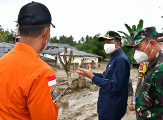 Pemprov Sulsel Ambil Tiga Langkah Tangani Banjir Luwu Utara