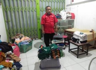 4 Tahun Sudah, Ketua Ranting Desa Gembong Tekuni Laundry