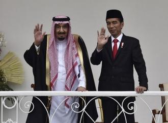Jokowi Sampaikan Selamat Hari Raya Idul Adha ke Raja Salman