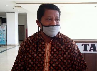Lucky Batasi Kunjungan Masyarakat ke Gedung DPRD Maluku
