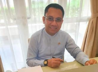 Ansy Lema Tampung Aspirasi Petani Rote Ndao