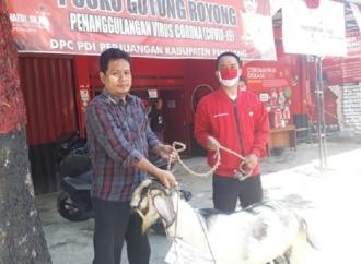 Banteng Pemalang & Komunitas Juang Aksi Sosial Idul Kurban