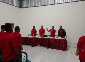 Mantul, Banteng Surabaya Tekankan Kerja Nyata untuk Rakyat