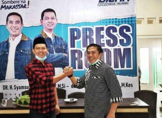 Pilkada Makassar, Banteng Mantap Usung Deng - Fadli