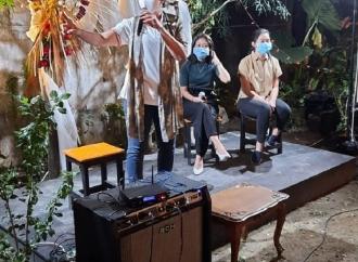 My Esti Nangkring Bersama Tiga Milenial Istimewa
