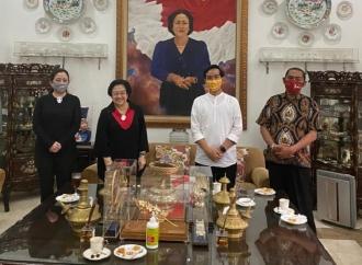 FX Rudy Bersama Gibran Siap Tempur Menangkan Pilwalkot Solo