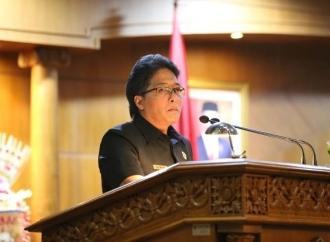 Giri Terapkan Prinsip Kehati-hatian Susun Proyeksi APBD 2021