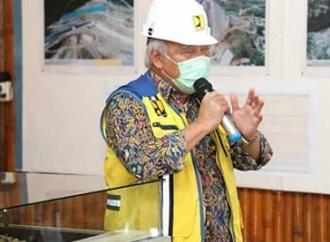 Basuki Harap Bendungan Napung Gete Dorong Pembangunan