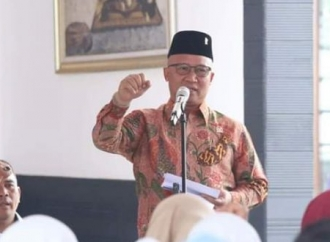 Mukhlis Desak Pembenahan Jalan Bandar Lampung-Padangcermin