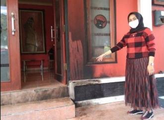 Berikut Kronologis Pengeboman Kantor PDI Perjuangan Cianjur