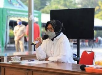 Risma Usulkan Pembangunan Akse Jalan Baru Menuju GBT