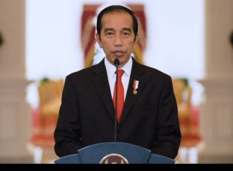 Presiden Puji Semangat Gotong Royong Lawan Pandemi