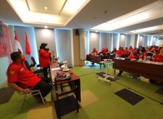 Banteng Surabaya Rapatkan Kader Kecamatan Semampir