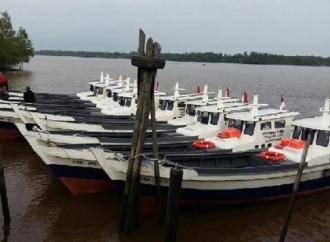 Nurdin Abdullah Siapkan 20 Kapal Fiber Nelayan di Kepulauan