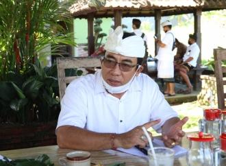 Banteng Bali Minta Koster Gali Sumber-sumber Ekonomi
