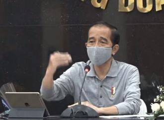 Disiplin Gunakan Masker Jadi Kunci Penanggulangan COVID-19