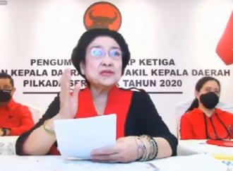 Megawati: Cakada Harus Dididik Patriot & Paham Pemerintahan