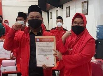 Sah, PDI Perjuangan Usung NIAT Di Pilkada Gresik