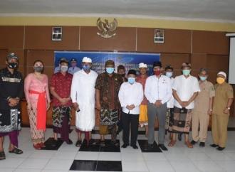 Legislator Badung Belajar Pemekaran Desa di Lombok Utara