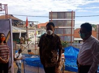 Olly Pastikan Pembangunan RSUD Sulut Hampir Rampung