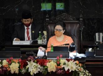 Puan Dorong APBN 2021 untuk Pemulihan Sektor UMKM