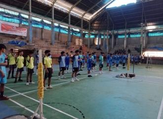 Banteng Muda Indonesia Torut Gelar Turnamen Sepak Takraw