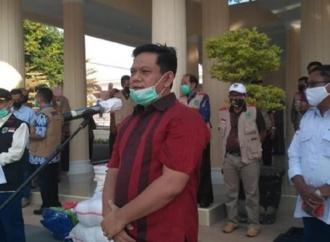 Abdy Tegaskan Tak Seorangpun Bisa Ganggu Pancasila