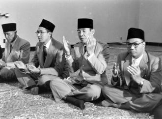 Bamusi Ungkap Kedekatan Soekarno dengan Keislaman