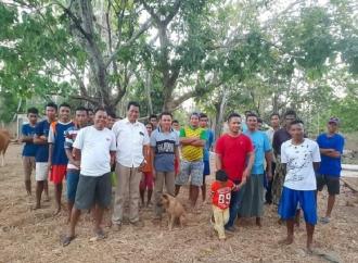 "Kelompok Tani Hutan Rote Ndao Terima ""Bang Pesona"""