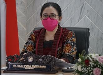 Klaster Kantor, Puan: Pemerintah Jadi Contoh Disiplin Prokes