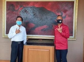 Banteng Minsel Konsolidasi Pemenangan FDW-PYR di Tareran