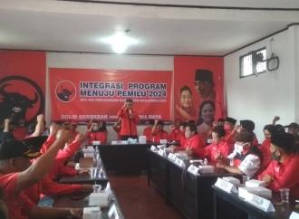 Panaskan Mesin, PDI Perjuangan Banjarnegara Rapat Perdana
