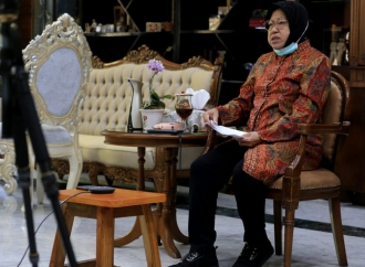 Pemkot Surabaya Jemput Bola Swab Test ke Rumah Warga