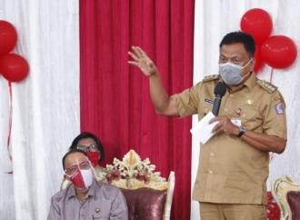 Olly Ajak Legislatif Bersinergi Percepat Pembangunan