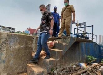 Kent Minta Pemprov DKI Serius Cegah Banjir di Tengah Pandemi