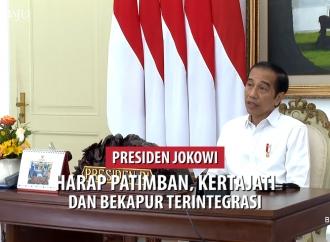 Presiden Harapkan Patimban, Kertajati & Bekapur Terintegrasi
