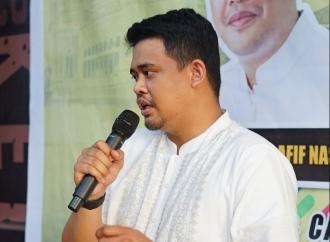 Bobby Nasution Ingin Jadikan Masjid Penggerak Ekonomi