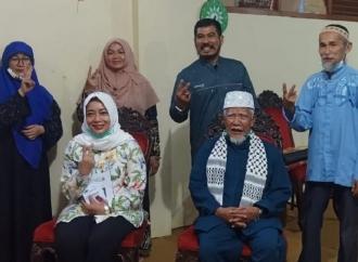 Yena Iskandar Silaturahmi dengan Tokoh Muhammadiyah