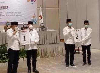 Fraksi PDI Perjuangan Batam Yakin Lukita-Basyid Juara